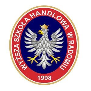 Вища школа економіки в м. Радом - logo