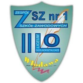Загальноосвітній ліцей та школа у Влодаві - logo