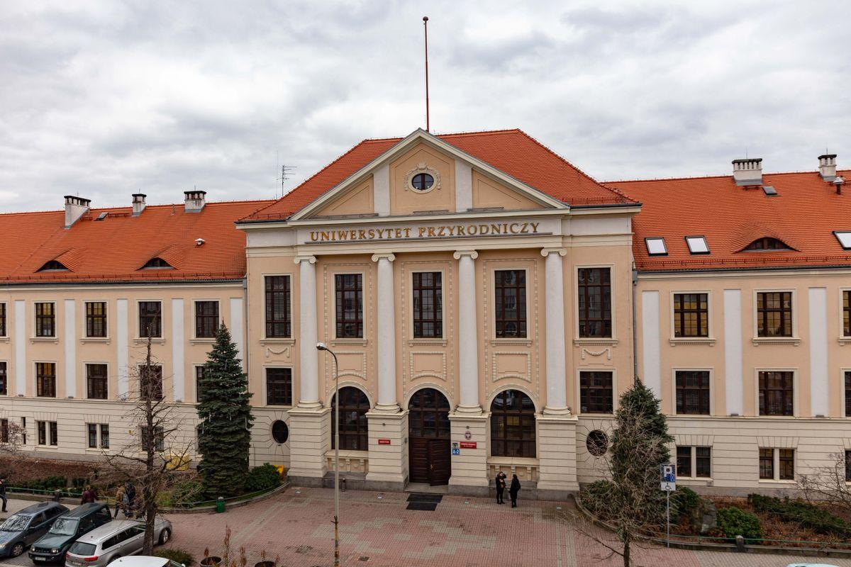 Вроцлавський Природничий університет