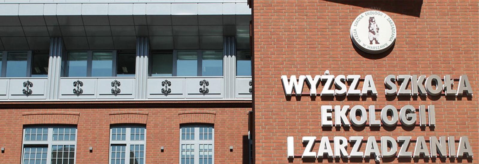 Вища школа Екології та Управління у Варшаві