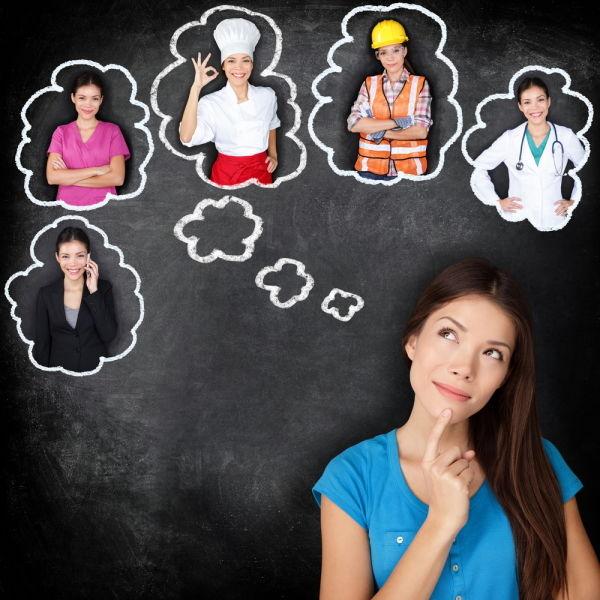 Індивідуальна консультація з профорієнтації для школярів.
